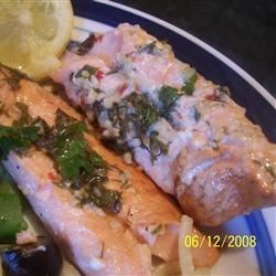Summer Salmon Skewers Recipe
