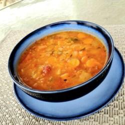 quinoa vegetable soup printer friendly
