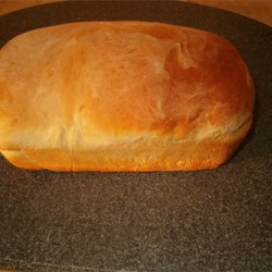 Tender Yeast Bread