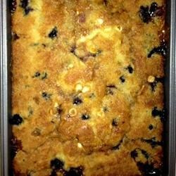 Blackberry and Blueberry Cobbler Recipe