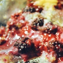 Blackberry Cobbler Delight