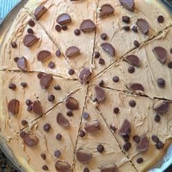Peanut Butter Cup Dessert Pizza Recipe