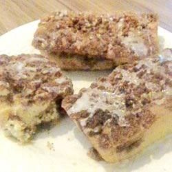 Graham Streusel Coffe Cake as reviewed by Shann