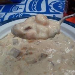 Three Can Shrimp Chowder