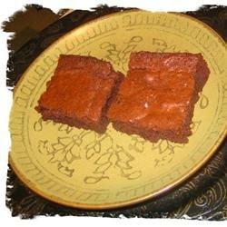 Best Chewy Brownie
