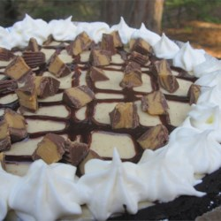 Smooth & Creamy PB Pie