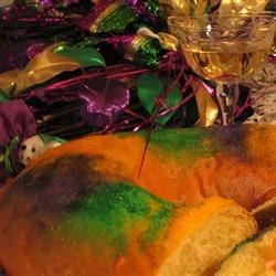 Slim Fit King Cake Recipe