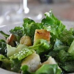 Caesar Salad I Recipe