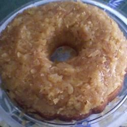 Pineapple Upside-Down Cake III Recipe