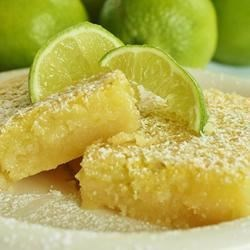 Photo of Lime Bars by Jeanne16