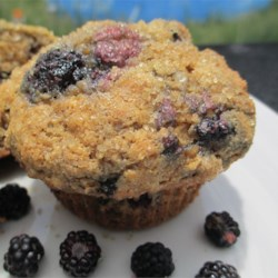 Blackberry Muffins Recipe - Allrecipes.com