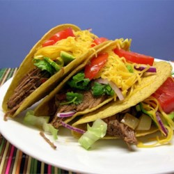 Big Ben's Beef Machaca Recipe