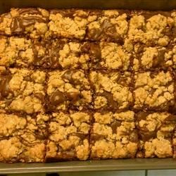 Photo of Fudge-Nut Oatmeal Bars by Kim  Stoller