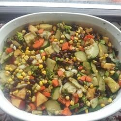 Photo of Satisfying Broccoli-Apple Salad by acutewit
