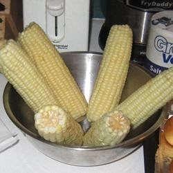 Microwave Corn on the Cob