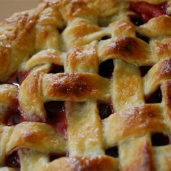 Blackberry and Blueberry Pie Recipe