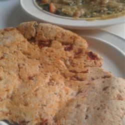Photo of Savory Corn Flatbread by JEPH