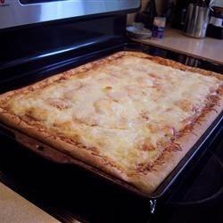 Maple Honey Pizza Dough II