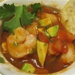 Yucatan Shrimp Coctail