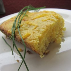 Onion Cheese Cornbread Recipe