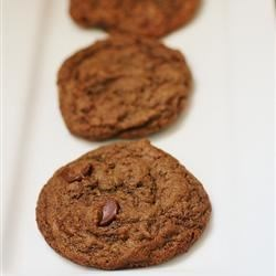 Soft Chocolate Cookies Recipe