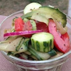 Photo of Cooler Than A Cucumber Salad by Kenedy Schlenker