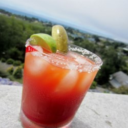 Easy Bloody Marys Recipe