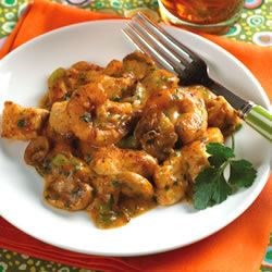 Cajun Catfish Supreme Recipe