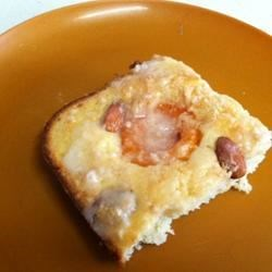 Apricot Danish Coffee Cake
