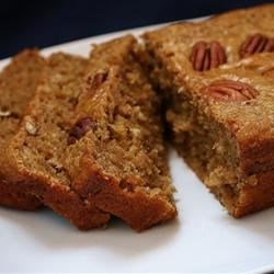 Peachie Peach Pecan Nut Bread Recipe