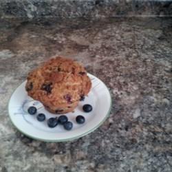 My jumbo blueberry