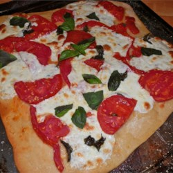 Authentic Pizza Margherita Recipe