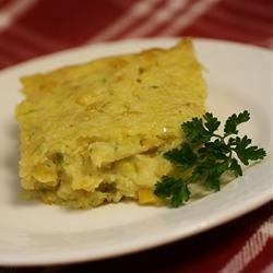 Hide the Veggies Please! Summer Squash and Zucchini Corn Casserole Recipe
