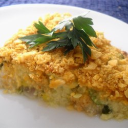 Puffed-Up Zucchini Recipe