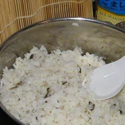 Japanese Sushi Rice