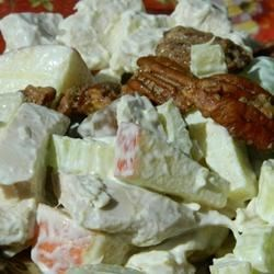 Party Chicken Salad Recipe