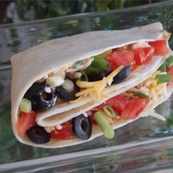 Kid-Friendly Taco-Burritos Recipe