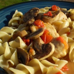 Company Chicken Marsala Recipe