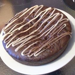 Photo of The Easiest Chocolate Pudding Cake by Mary
