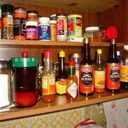 The basic seasoning ingredients