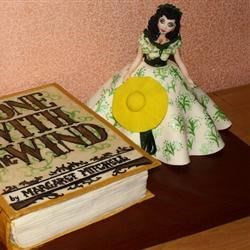 Gone with the Wind Cake Recipe