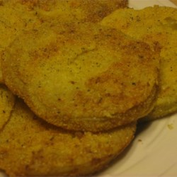 Ranch Fried Green Tomatoes Recipe