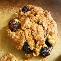 Photo of Blueberry Oat Cookies by Elaine  Gelina