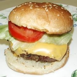 Biggest Bestest Burger Recipe