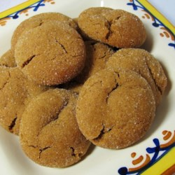 Soft Gingersnaps