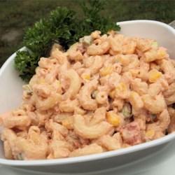 One - Two - Three - Mexican Macaroni Salad