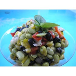 Photo of Quick Edamame Salad by Allison