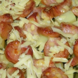 Kielbasa and Veggies Recipe