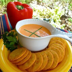Roasted Red Pepper Spread Recipe