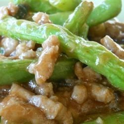 Photo of Spicy Green Beans and Pork, Asian Style by Aspiring Chef Rita